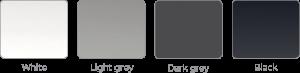 PE colours